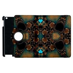 Elegant Caramel  Apple Ipad 2 Flip 360 Case by OCDesignss