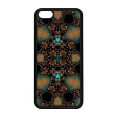 Elegant Caramel  Apple Iphone 5c Seamless Case (black) by OCDesignss