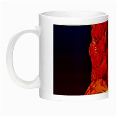 Organic Meditation Glow In The Dark Mug by icarusismartdesigns