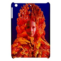 Organic Meditation Apple Ipad Mini Hardshell Case by icarusismartdesigns