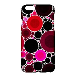 Retro Polka Dot  Apple Iphone 6 Plus Hardshell Case by OCDesignss