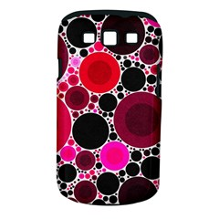 Retro Polka Dot  Samsung Galaxy S Iii Classic Hardshell Case (pc+silicone) by OCDesignss