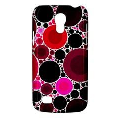Retro Polka Dot  Samsung Galaxy S4 Mini (gt I9190) Hardshell Case  by OCDesignss