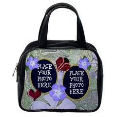Ladybug Classic Handbag Two Side By Chere s Creations   Classic Handbag (two Sides)   Mhccuaku6rkx   Www Artscow Com Back
