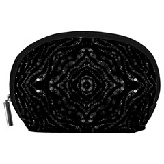Black Accessory Pouch (large) by OCDesignss