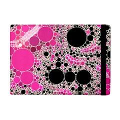 Pink Cotton Kandy  Apple Ipad Mini Flip Case by OCDesignss