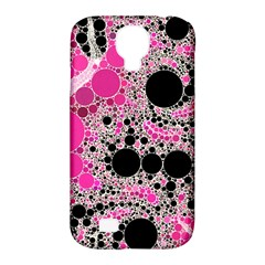 Pink Cotton Kandy  Samsung Galaxy S4 Classic Hardshell Case (pc+silicone) by OCDesignss