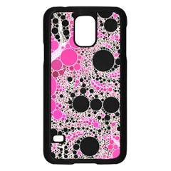 Pink Cotton Kandy  Samsung Galaxy S5 Case (black) by OCDesignss