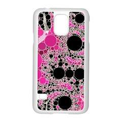 Pink Cotton Kandy  Samsung Galaxy S5 Case (white)