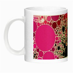 Pink Cotton Kandy  Glow In The Dark Mug by OCDesignss