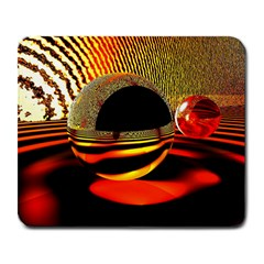 Abstract IV Large Mousepad by newgiftideashop