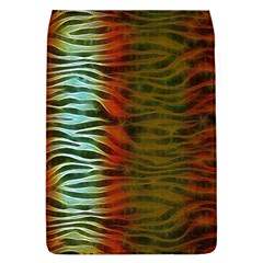 Earthy Zebra Removable Flap Cover (large) by OCDesignss