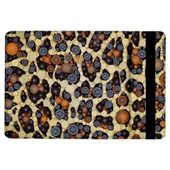 Cheetah Abstract Apple Ipad Air Flip Case by OCDesignss