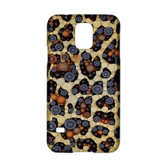 Cheetah Abstract Samsung Galaxy S5 Hardshell Case  by OCDesignss