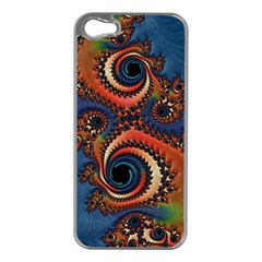 Dragon  Apple Iphone 5 Case (silver) by OCDesignss