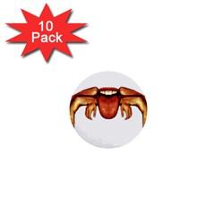 Alien Spider 1  Mini Button (10 Pack) by dflcprints