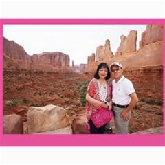 2015 Calender By Tina   Wall Calendar 11  X 8 5  (18 Months)   Fiyldushaxlm   Www Artscow Com Month