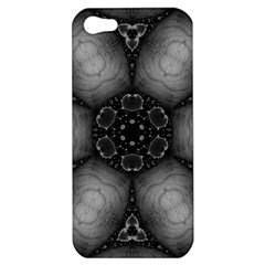 Black Marshmallow  Apple Iphone 5 Hardshell Case