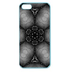 Black Marshmallow  Apple Seamless Iphone 5 Case (color) by OCDesignss