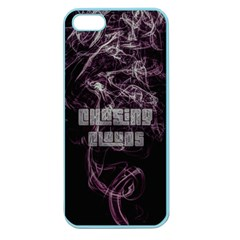 Chasing Clouds Apple Seamless Iphone 5 Case (color) by OCDesignss