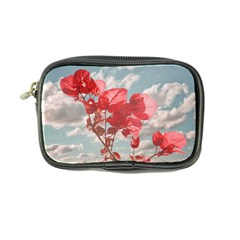 Flowers In The Sky Coin Purse by dflcprints