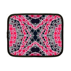 Black Widow  Netbook Sleeve (Small) by OCDesignss