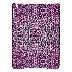 Pink Leopard  Apple Ipad Air Hardshell Case by OCDesignss