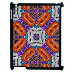 Crazy Fashion Freak Apple Ipad 2 Case (black) by OCDesignss