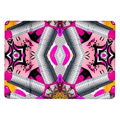Fashion Girl Samsung Galaxy Tab 10 1  P7500 Flip Case by OCDesignss