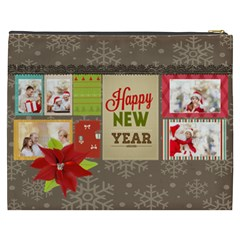 Xmas By Xmas   Cosmetic Bag (xxxl)   5ww12zoy9esq   Www Artscow Com Back