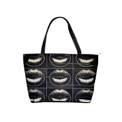Black Liquor  Large Shoulder Bag by OCDesignss