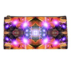 Abstract Flower Pencil Case by icarusismartdesigns