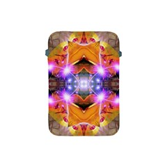 Abstract Flower Apple Ipad Mini Protective Sleeve by icarusismartdesigns
