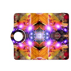 Abstract Flower Kindle Fire Hdx 8 9  Flip 360 Case by icarusismartdesigns