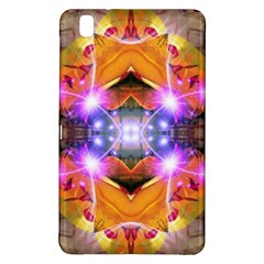 Abstract Flower Samsung Galaxy Tab Pro 8 4 Hardshell Case by icarusismartdesigns