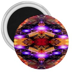 Third Eye 3  Button Magnet by icarusismartdesigns