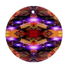 Third Eye Round Ornament by icarusismartdesigns
