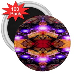 Third Eye 3  Button Magnet (100 Pack) by icarusismartdesigns
