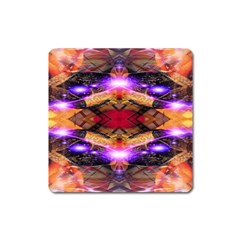 Third Eye Magnet (square) by icarusismartdesigns