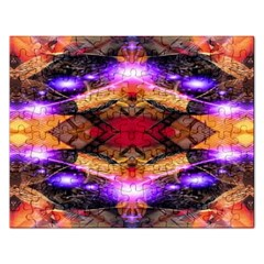 Third Eye Jigsaw Puzzle (rectangle) by icarusismartdesigns