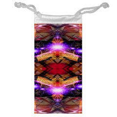 Third Eye Jewelry Bag by icarusismartdesigns