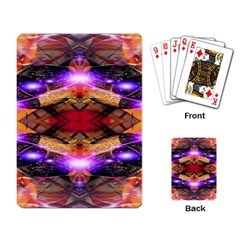 Third Eye Playing Cards Single Design by icarusismartdesigns