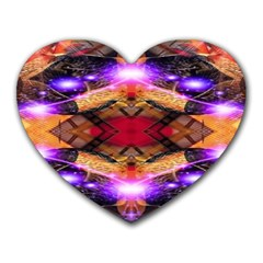 Third Eye Mouse Pad (heart) by icarusismartdesigns
