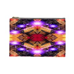Third Eye Cosmetic Bag (large) by icarusismartdesigns