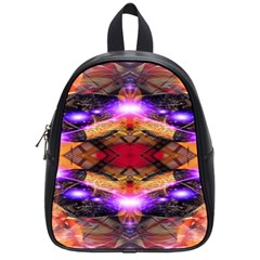 Third Eye School Bag (small) by icarusismartdesigns