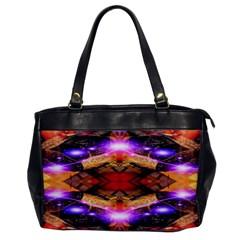 Third Eye Oversize Office Handbag (one Side) by icarusismartdesigns