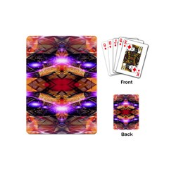 Third Eye Playing Cards (mini) by icarusismartdesigns