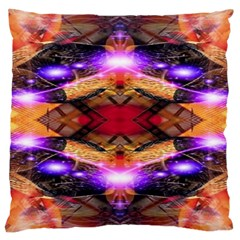 Third Eye Large Cushion Case (two Sided)  by icarusismartdesigns