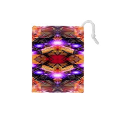 Third Eye Drawstring Pouch (small) by icarusismartdesigns