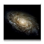 Galaxy I Tile Coaster